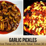 Garlic pickles