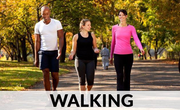 Benefits Of Walking