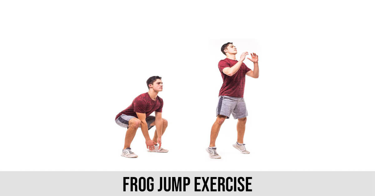 Frog jump Exercise