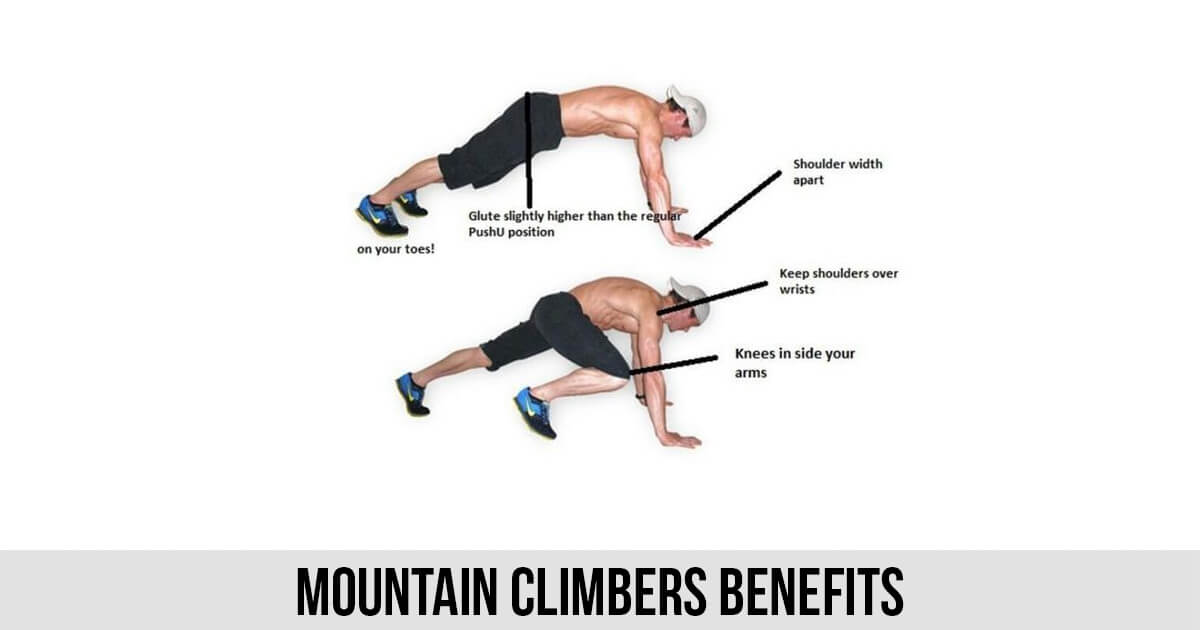 Mountain Climbers Benefits