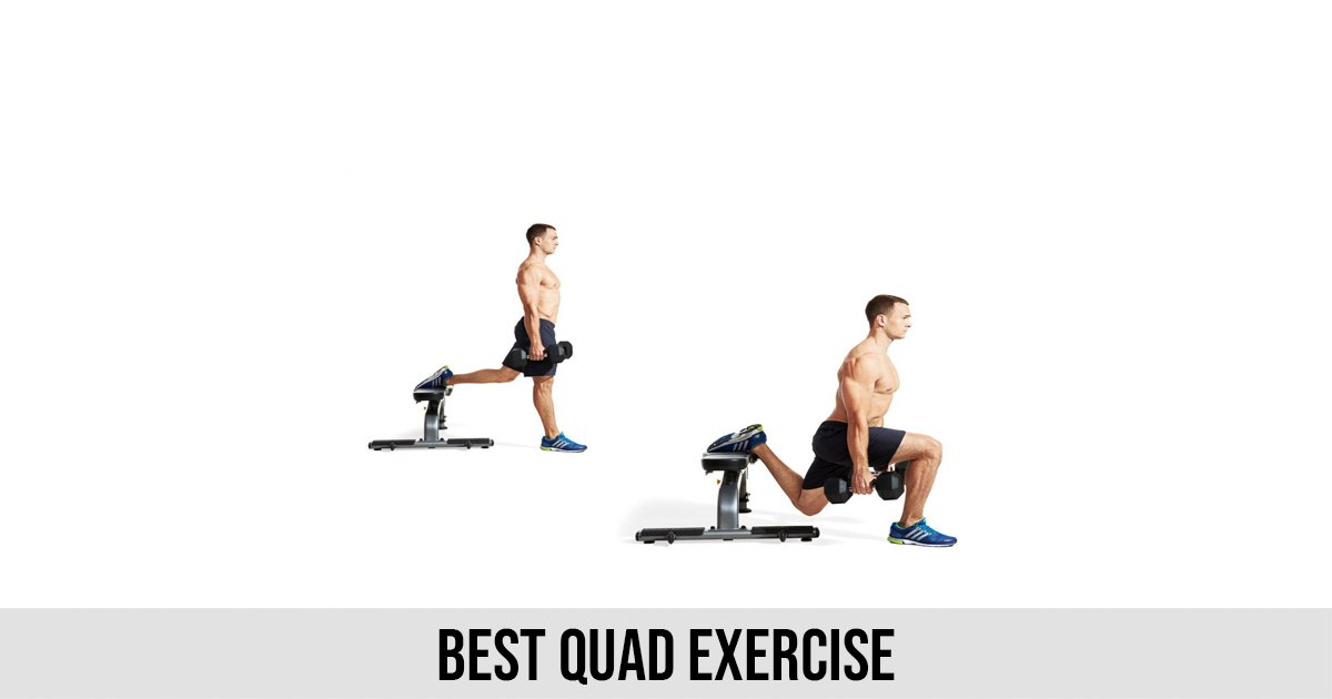 Best Quad Exercise
