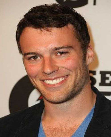 Peter Mooney Crew Cut Hairstyle