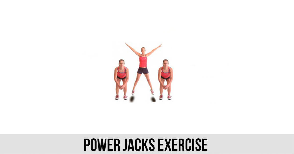 Power Jacks Exercise