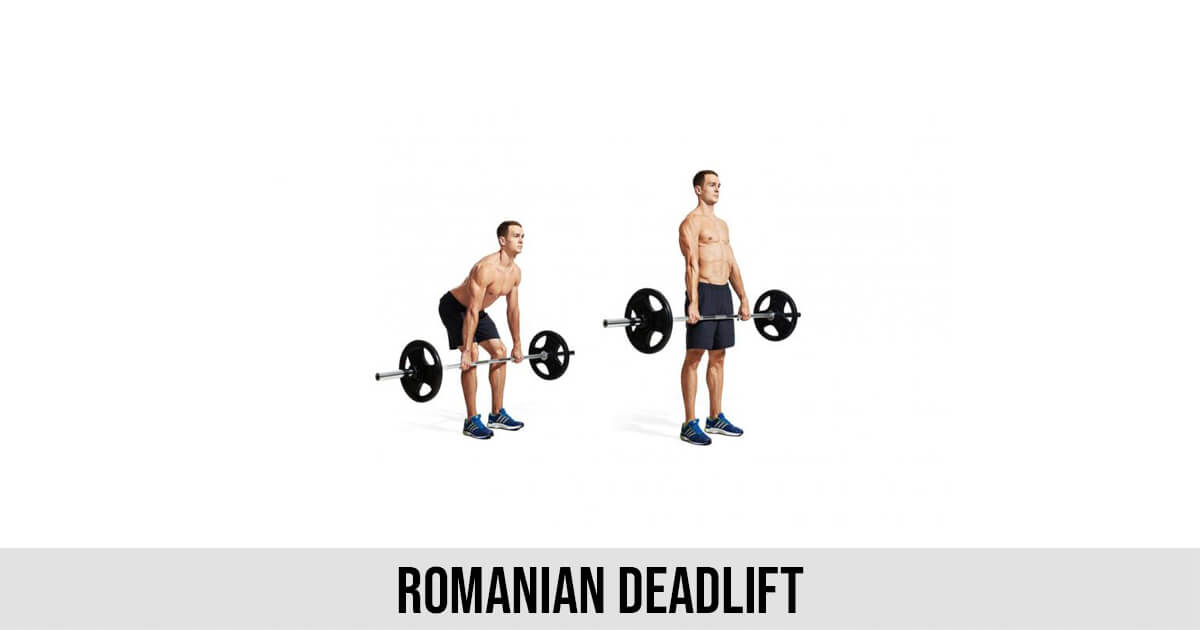 Romanian Deadlift