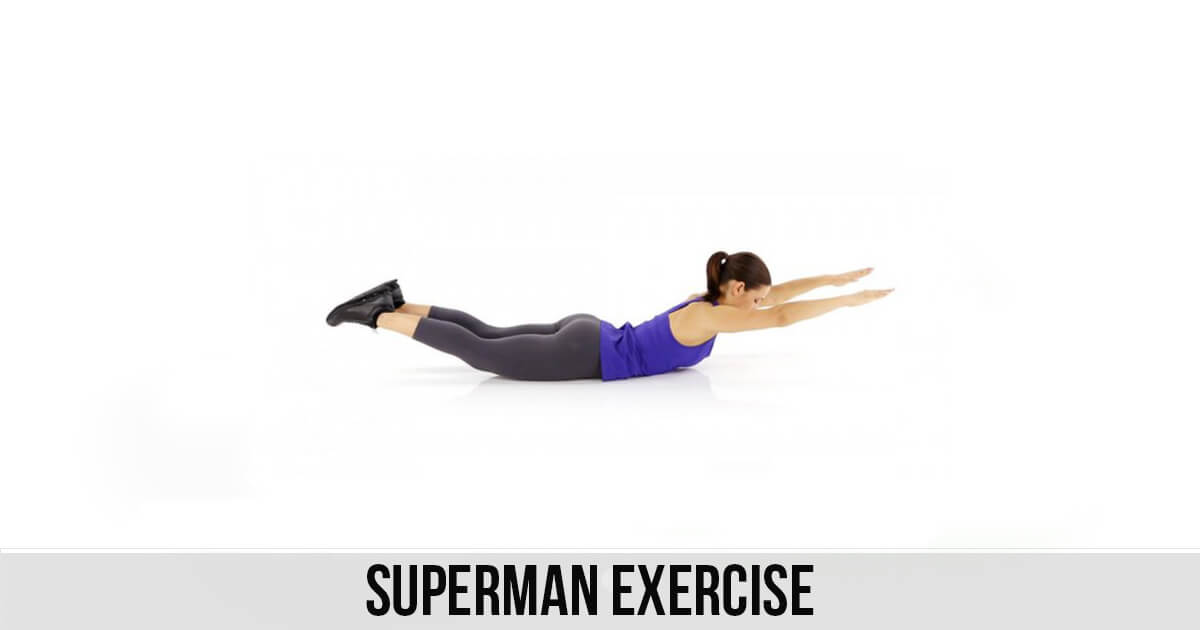 Superman Exercise