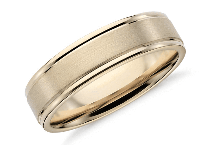 Unique Styles to Browse through When Buying Men's Wedding Band