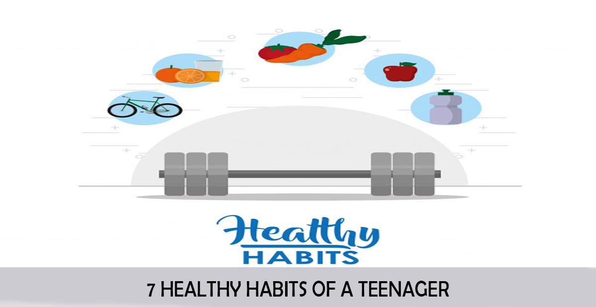 7 best healthy tips for teenager