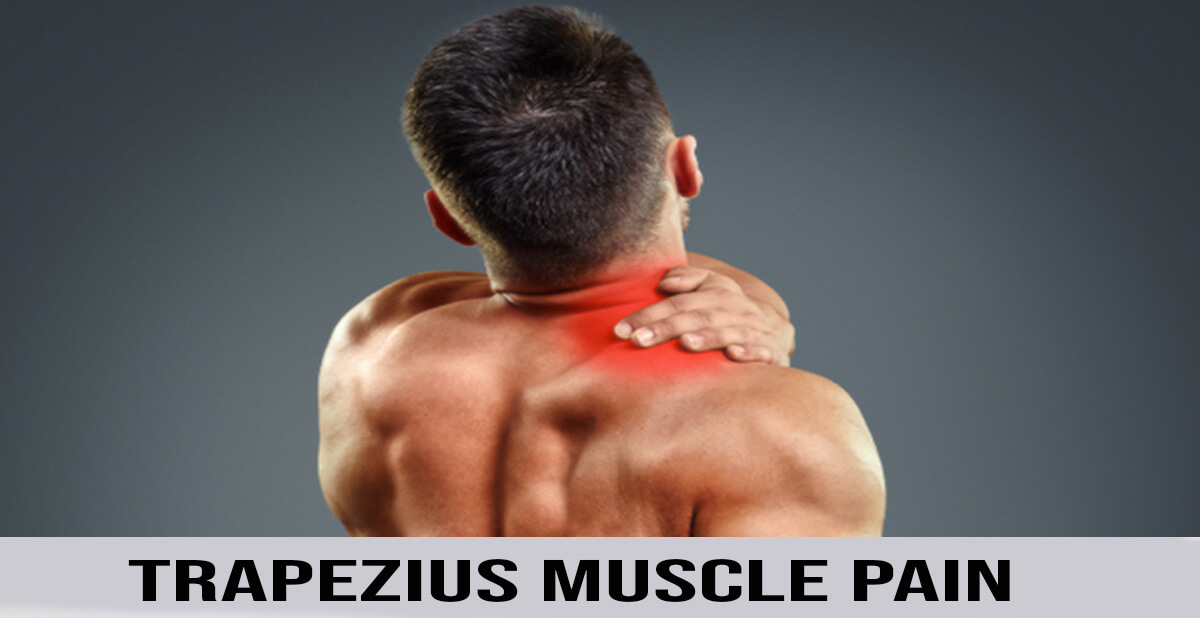 trapezius muscle pain