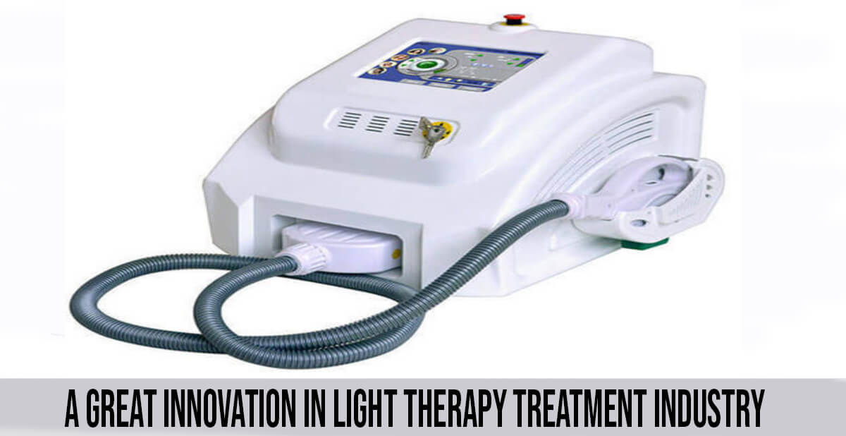 A Great Innovation in Light Therapy Treatment Industry