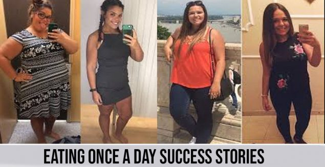 eating once a day success stories