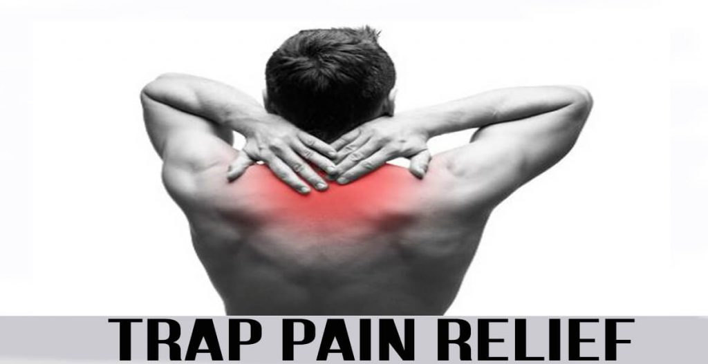 trap pain relief