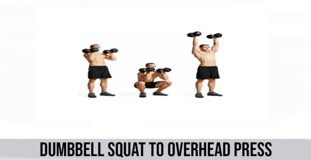 Manuelles de cames Per Overhead Press
