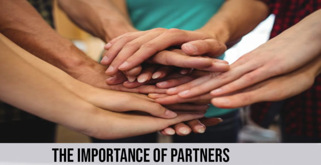 The Importance Of Partners