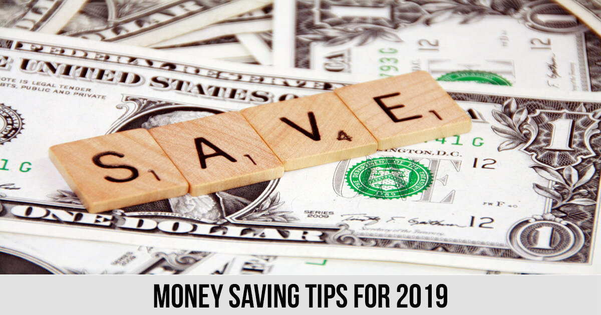 Money Saving For 2019