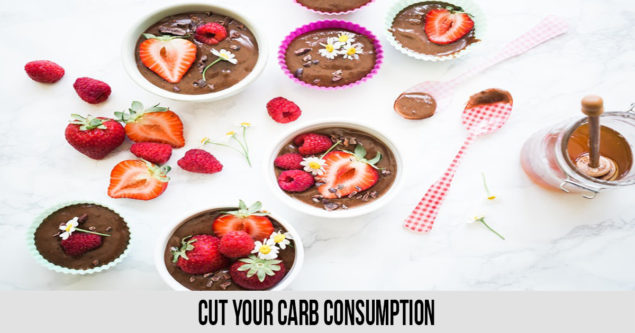 Cut Your Carb Consumption