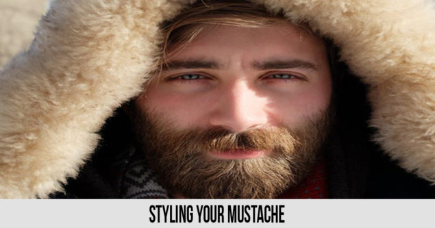 Styling Your Mustache