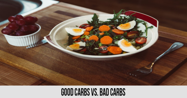 Good carbs vs