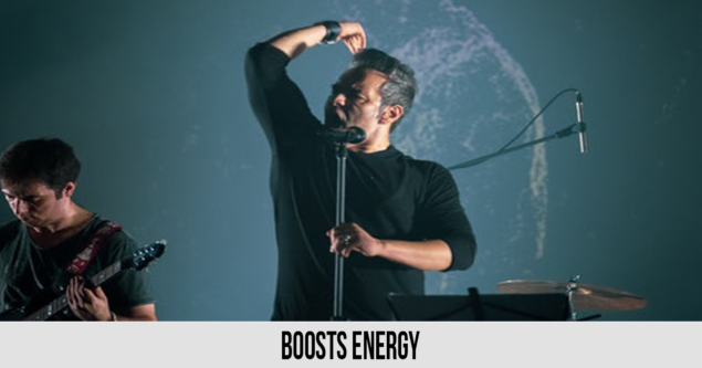 Boosts energy