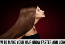 Learn How to Make Your Hair Grow Faster and Longer