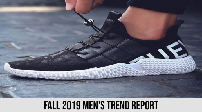 Fall 2019 Mens Trend Report